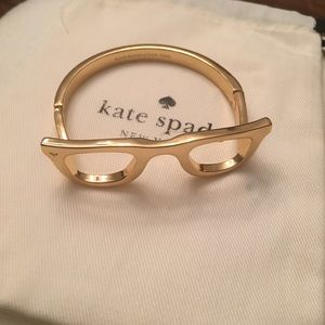 NEW!! Kate Spade Lookout Glasses Bangle